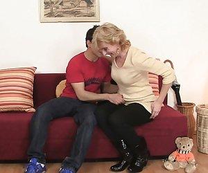 Euro Granny Videos