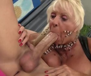 Granny Natural Tits Videos