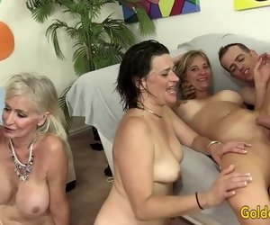 Granny Sex Party Videos